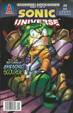 Sonic the Hedgehog Universe comic issue 29