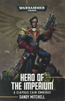 BLACK LIBRARY - WARHAMMER 40K: CIAPHAS CAIN: HERO OF THE IMPERIUM (PAPERBACK)
