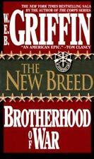 The New Breed (Brotherhood of War, Book 7) W. E. B. Griffin Mass Market Paperba