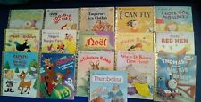 Lot of 16 a Little Golden Book '90's-'00's Classics Jokes/Riddles Animals Thomas