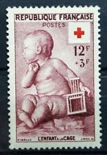 FRANCE - 1955 - Red Cross - 1 MNH stamp