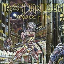 Iron Maiden : Somewhere in Time CD (1998)