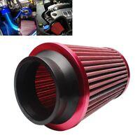 75mm Auto Sport Luftfilter Sportluftfilter Flansch 75mm RAM / COLD Runder Kegel