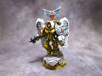 Warhammer 40k Space Marines Blood Angels Jump Pack Sanguinary Priest Painted