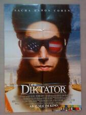 Filmplakat : Der Diktator ( Sasha Baron Cohen )