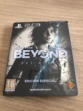 Beyond Two Souls Ps3 Edicion Especial Caja Metalica