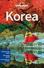 KOREA (Lonely Planet) Latest Edition BRAND NEW on hand IN AUSTRALIA!