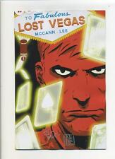 LOST VEGAS #1 VARIANT SIGNED BY JIM MCCANN & JANET LEE IMAGE NM SDCC COMIC CON