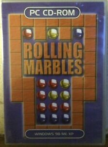 Rolling Marbles PC Game Puzzle For Windows