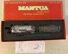 NIB Mantua Classics 349106 HO Scale DCC Sound Canadian Pacific 4-6-2 Locomotive