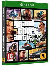 Xbox ONE GTA 5 Gioco in Italiano scatola EU Grand Theft Auto V  *NUOVO OFFERTA*