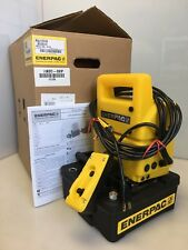 Enerpac PUJ-1200B Hydraulic Electric Pump 1/2HP 10,000 PSI (82C-OEP)