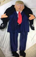 Donald Trump Piggy Back Riding 2018 Halloween Costume ORIGINAL Morph Costumes