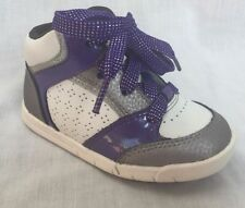 Clarks Girls Boots Leather Baby Shoes