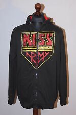 Kiss Army official mens jumper hoodie size 38/40 2016