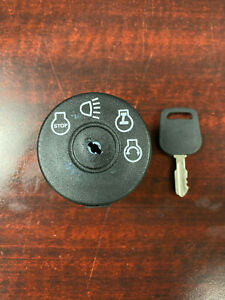 CRAFTSMAN RIDING MOWER IGNITION SWITCH INCLUDES KEY 163968 175566 FREE Shipping