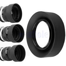 Gummi Sonnenblende 67mm Gegenlichtblende für Kameras & Objektive mit Ø 67 mm BL