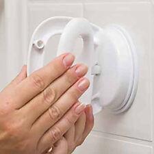 Hotel Shower Bathtub Bathroom Suction Grip Safety Bar Handle Grab Rail Hook