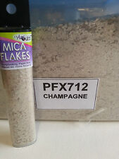 The 'Original' Natural Mica Flakes for Crafts - CHAMPAGNE - by USArtQuest NEW
