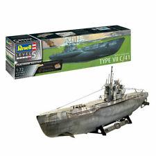 Revell German Submarine Type VII C/41 U-Boot in 1:72 Revell 05163