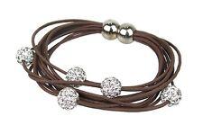 Modeschmuck-Armbänder im Magnetarmband-Stil aus gemischten Metallen