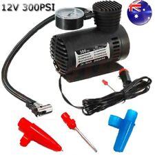 Portable Mini Air compressor Tire Wheel Inflator Pump 12V Car Inflatable 300PSI