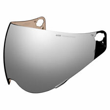 Icon Variant Pro Precision Optics Visor for Motorcycle Helmet in RST Silver