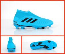 Adidas Zapatos Fútbol Predator 19.3 Ll Fg G27923 Col. Cian / Negro Agosto 2019