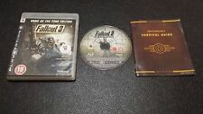 Fallout 3 Game of the Year ( GOTY ) (Sony Playstation 3)