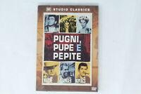 DVD PUGNI, PUPE E PEPITE 20 CENTURY FOX 2006 WAYNE, GRANGER, KOVACS[GR-012]