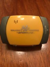 Sportline Walking Advantage Pedometer Model 363 Count Up And Down