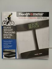 Health O Meter Glass Weight Tracking Scale