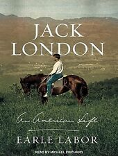 Jack London: An American Life by Labor, Earle 9781452616759 CD-AUDIO