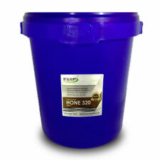 More details for psrp hone 320grit 20kg honing, cleaning powder for travertine, marble, limestone