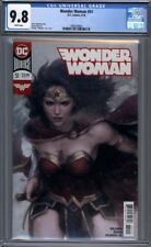 Wonder Woman #51  Artgerm Cover  DC Comics  1st Print   CGC 9.8