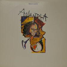 MILES DAVIS - AMANDLA - WARNER LARGH. RECORDS 1-25873 LP (X469)