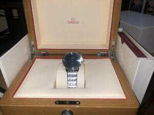OMEGA De Ville Prestige Co-Axial Chronometer 39.5 MM 424.10.40.20.03.001