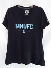 Adidas V Cuello Manga Corta Minnesota United Mnufc Mls Fútbol Talla L