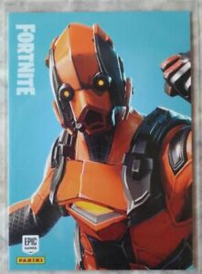 Trading Cards FORTNITE Serie 1 : VERTEX # 296, Legendary Outfit