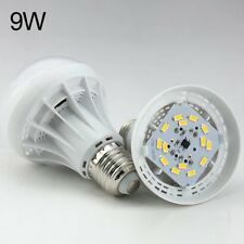 E26 9W 5730 SMD LED Corn Bulb Lamp Bright Light Cool White AC 110V
