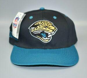 Jacksonville Jaguars Twins Enterprise Spell Out Vintage Snapback Cap Hat - NWT