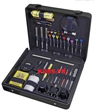 Bergeon 7817 Watchmakers Tools Kit for Watchmaking After- Service Swiss Made