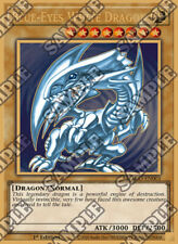 Blue-Eyes White Dragon MAGO Presale 1st NM Yugioh