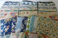 TILDA CHARM PACKS- 5 INCH CHOICE OF COLOURS /SIZES 100%  COTTON QUILTING  FABRIC