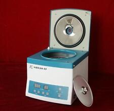 SH120-II microhematocrit digitali ad alta velocità elettrico medico laboratorio CENTRIFUGA T