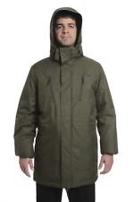 Champion Men's Hooded Parka Green L #NDLVY-M1012*