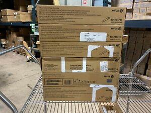 LOT OF 6 Xerox Toner C7020 C7025 7030 VersaLink 106R03733 106R03734 006R03735-6