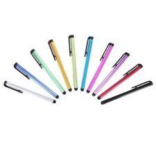 6 x lápiz táctil lápiz para iPad 2/3 3 iPhone 4s 4 g 3gs 3g iPod Touch