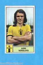 BELGIO-FOOTBALL 1972/73-PANINI-Figurina n.65- VERSLUYS -BERCHEM SP.-Rec