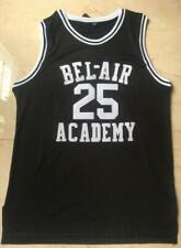 Carlton Banks #25 Bel Air Academy Basketball Jersey